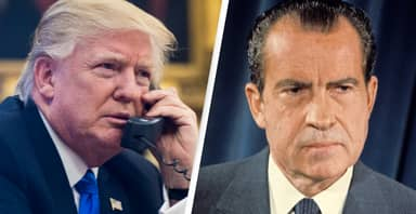 Trump's Leaked Tapes Are 'Far Worse' Than Watergate