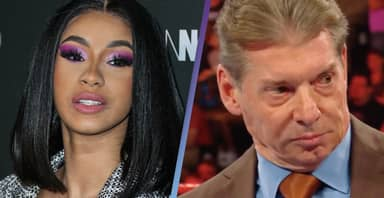 Cardi B Tells WWE's Vince McMahon 'Count Your F*cking Days' After Suggestive Skit