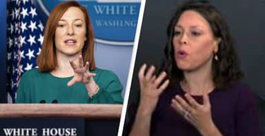 American Sign Language Interpreter Will Now Appear At All White House Press Briefings