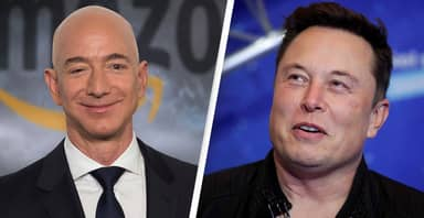 Jeff Bezos Is The World's Richest Man Again After Elon Musk's Wealth Drops