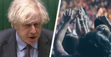 Boris Johnson Says Nightclubs And Large Events Could Return From June 21
