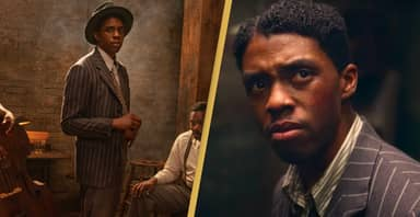 Chadwick Boseman Wins Best Actor At Golden Globes