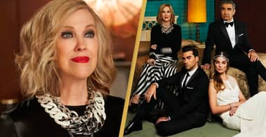 Catherine O'Hara Wins Best Comedy Actress Golden Globe For Schitt's Creek