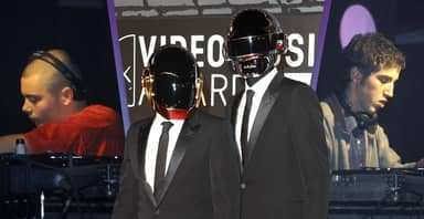 People Are Just Discovering Daft Punk Used To Perform Without Helmets