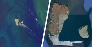 Islands Just Three Miles Apart Have 21-Hour Time Difference