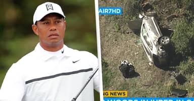 Los Angeles Sheriff Confirms Tiger Woods Was Not Drunk During Near-Fatal Car Crash