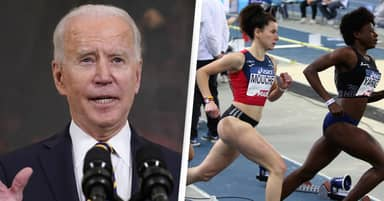 Biden Withdraws From Transgender Athlete Lawsuit Supported By Trump