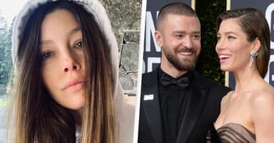 Jessica Biel Reacts To Justin Timberlake's Apology To Ex Britney Spears
