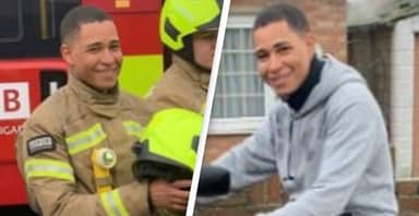 Firefighter Took Own Life Because He Was 'Singled Out As Ethnic Minority', Family Says