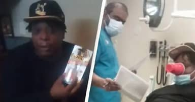 Man Who Ended Up In ER After Gorilla Gluing Cup To Face Releases Song About His Experience
