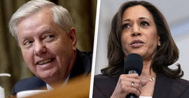 Lindsey Graham Predicts Republicans Will Impeach Kamala Harris Over Black Lives Matter