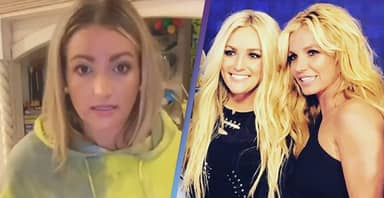Jamie Lynn Spears Breaks Silence After Someone Posed As Her At Free Britney Rally
