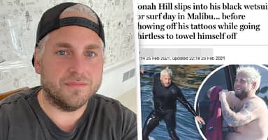 Jonah Hill Responds To 'Years Of Public Mockery' After Shirtless Photos Appear Online