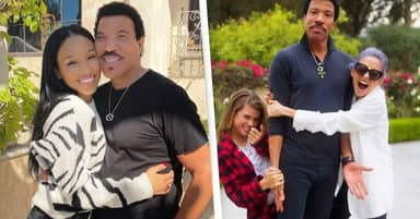 People Can't Believe Lionel Richie's Girlfriend Is Younger Than His Daughter
