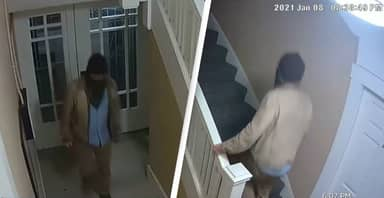 Man Vanishes After CCTV Footage Shows Him Entering Apartment But Never Leaving