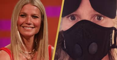 Gwyneth Paltrow Mocked Online After Saying She Started 'Face Mask' Trend