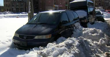 77-Year-Old Survives Being Trapped Inside Car For Four Days After Snow Storm