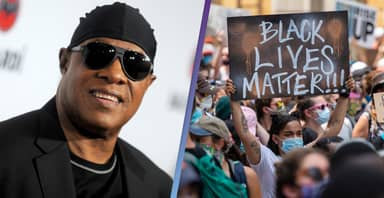 Stevie Wonder Announces Permanent Move To Ghana Because America Is Too Racist
