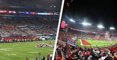 Super Bowl Viewers Baffled By 25,000 Fans Filling Stadium In Middle Of Pandemic