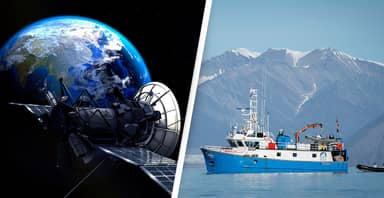 Canada Launches International Space Program To Track Illegal Fishing