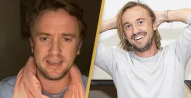 Tom Felton Made Widowed Mother Feel 'Special' With His Kindness