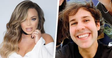 Trisha Paytas Says David Dobrik Shower Prank Was 'Traumatic' As Footage Resurfaces