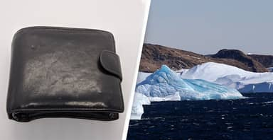 Man Reunited With Wallet He Lost In Antarctica 53 Years Ago