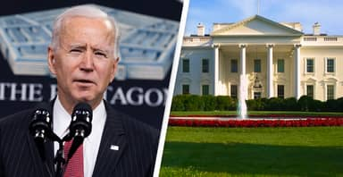 Woman Arrested Near White House With Loaded Gun And Letter For Biden