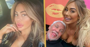 Chloe Ferry Defends Wayne Lineker After Trolls Label Him 'Paedophile' Over Engagement Stunt