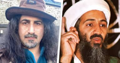 Osama Bin Laden's Son Is Painting America To Recapture 'Peace' Of His Childhood