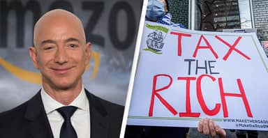 Jeff Bezos Would Pay More Than $5 Billion A Year Under Proposed US Tax Plan