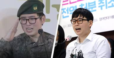 South Korea's First Trans Soldier Who Was Ousted From Military Found Dead
