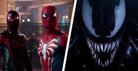 Spider-Man 2 Revealed For PS5 With Venom As The Villain