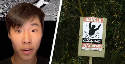 Man Debunking Movie Myths Explains How Dangerous Quicksand Really Is
