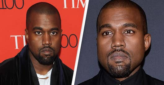 Kanye West Spotted With Yet Another Bizarre Mask During Meet With Michael Cohen