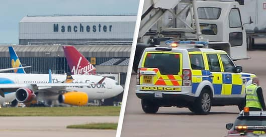 Suspicious Package Reported At Manchester Airport Forces Terminal Shut Down
