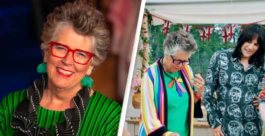 Prue Leith's 'Triggering' And 'Damaging' Comments On Bake Off Hit With Criticism