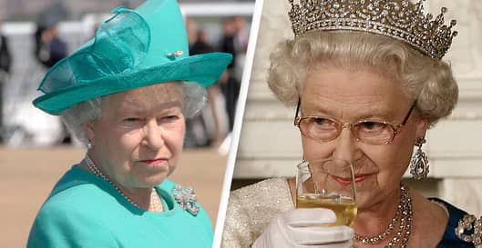 The Queen Has Been Told To Stop Drinking