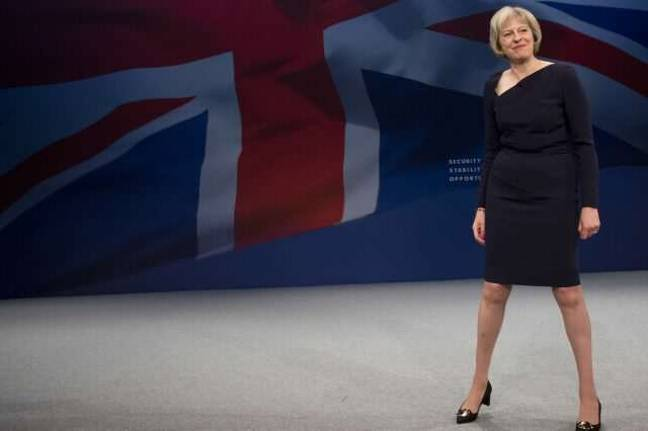 Conservative Party annual conference 2015