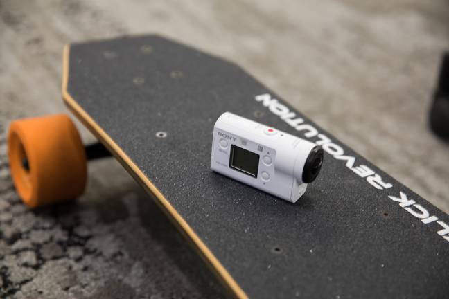 Sony FDR-X3000 4K Action Cam Review
