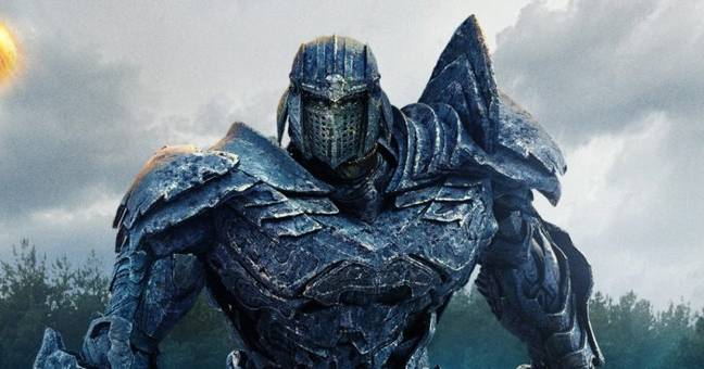 Transformers (Paramount Pictures)