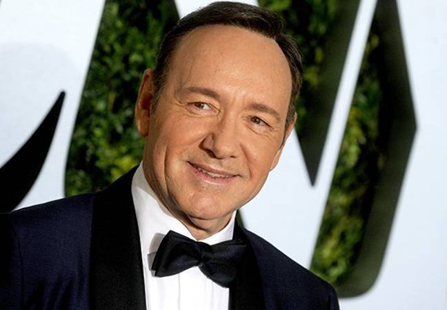Kevin spacey (PA Images)