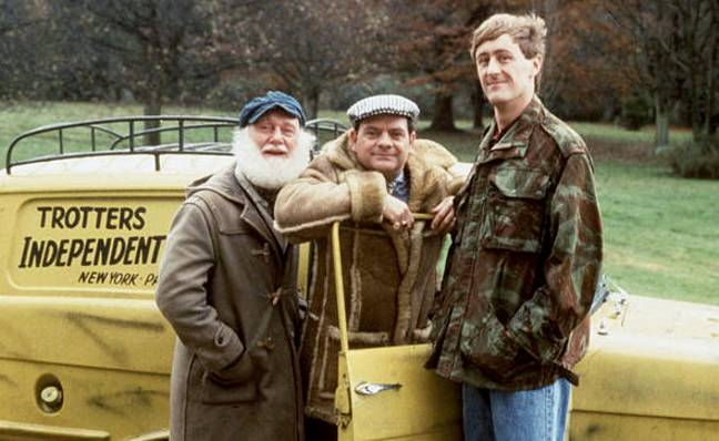 Only fools on horses (BBC)