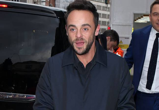 Ant Mcpartlin Biography Height Age Career And Hair Transplant Unilad