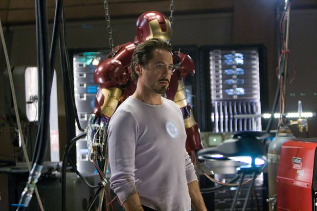 Sill from Iron Man (2008)