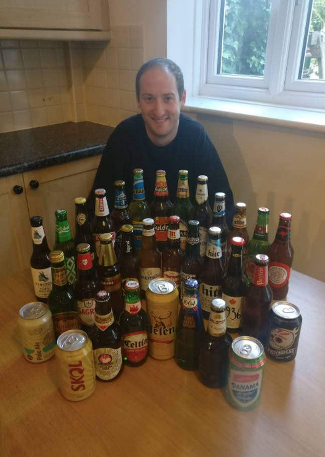 world cup beers gus hully
