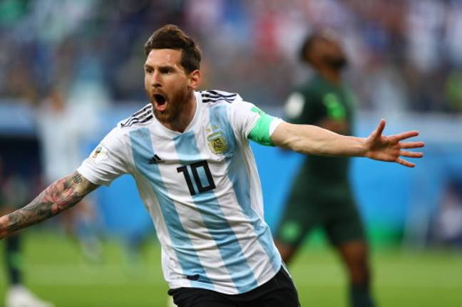 Lionel Messi (PA Images)