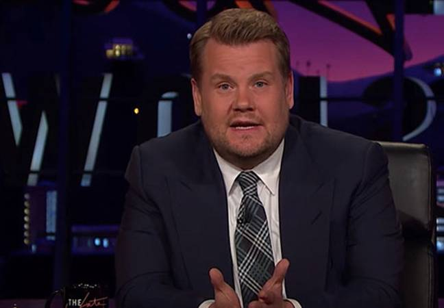 James Corden (The Late Late Show with James Corden)