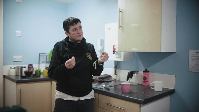 Julie from Lifeshare talking to UNILAD about Spice