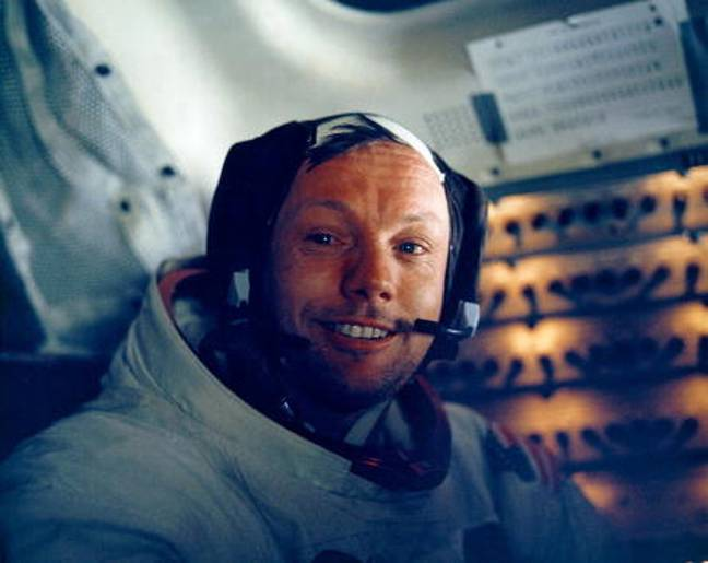 neil armstrong nasa